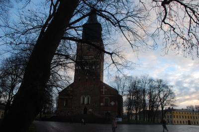 2013 フインランドの旅① ヘルシンキからトゥルクへ