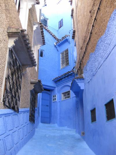 モロッコぐる~り周遊13日間(4) ◇◆シャウエン すべてが青い町◆◇