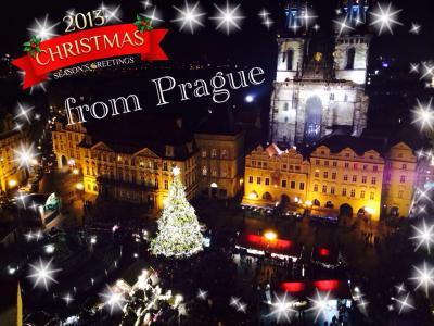 有休いらず! 3連休でプラハ、ウィーン、北京のクリスマス