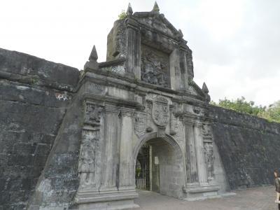 フィリピンの怒涛の歴史を感じる旅1(イントラムロス&サンチャゴ要塞編)