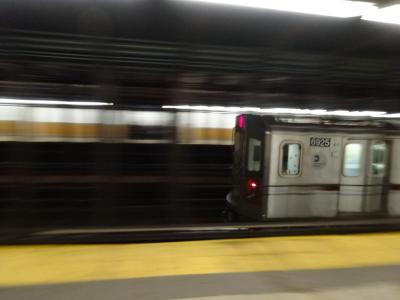 ちょこっとニューヨーク。2(Subwayで街巡り)