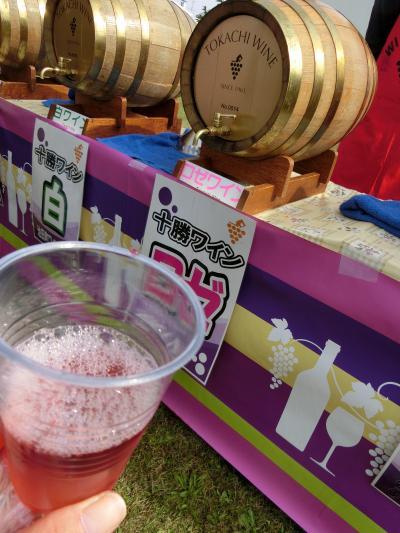 メインは池田町ワイン祭り~2013十勝でへべれけオフ会_3