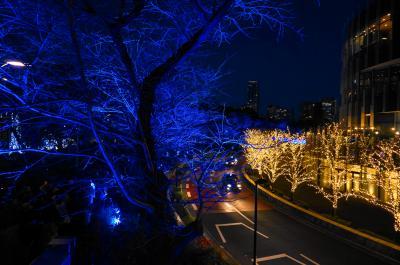 久しぶりのクリスマスコンサートとミッドタウンのイルミネーション