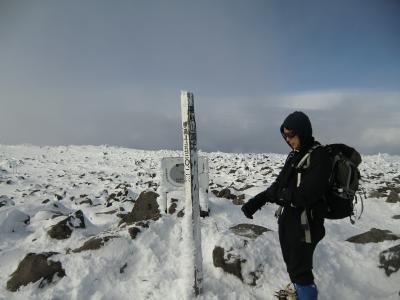 2013年12月 信州の旅 第1日 蓼科山、下諏訪温泉