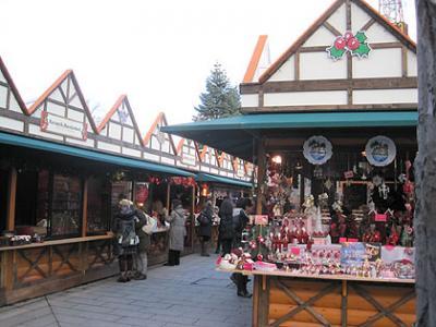 第12回 ミュンヘン・クリスマス市 in 札幌 2013