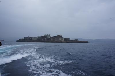 軍艦島へ行こう