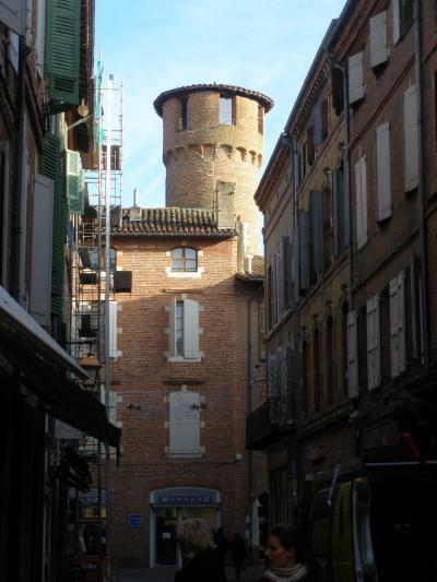 南西フランス3週間の旅 【7】アルビで旧市街を散策