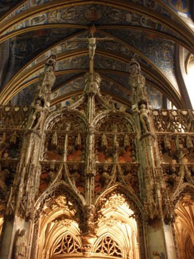 南西フランス3週間の旅 【8】アルビの大聖堂・サント・セシルは見応えたっぷり!