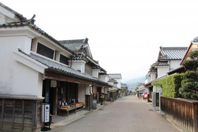 2013 徳島・香川の旅 No2/8 脇町 (1日目)