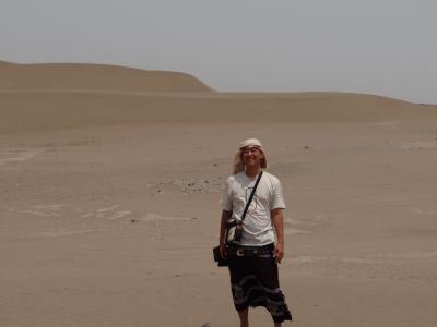 オッサンひとり旅 イエメン 2013 夏 part4