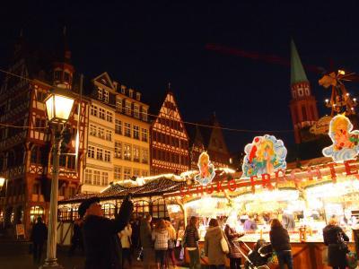 ドイツへの逃避~クリスマスマーケット