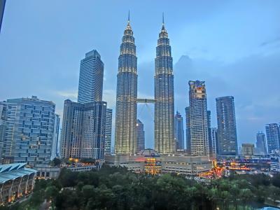 弾丸クアラルンプール(2日目) シンガポール→クアラルンプールへ