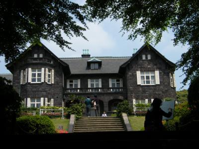 東京の庭園、小川治兵衛作庭の旧古河庭園