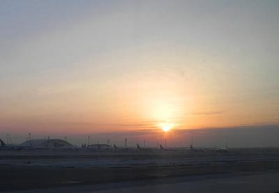 ドーハの夜明け