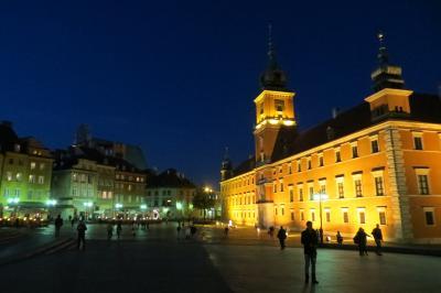 2013秋、ポーランド旅行記(18):10月22日(7):ワルシャワ、旧市街、キュリー夫人の生家