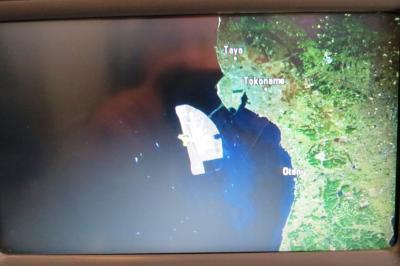 2013秋、ポーランド旅行記(24:本文完):10月25日:帰国、ヘルシンキ国際空港からセントレア国際空港へ