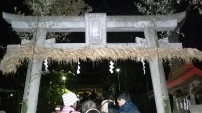 ◎初詣 ~板橋 小豆沢神社~