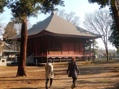 2014年初詣に木ノ宮地蔵堂を訪問