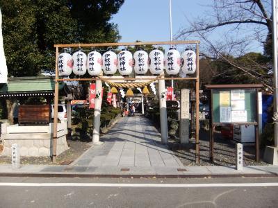 平成26年伊奴神社のお正月
