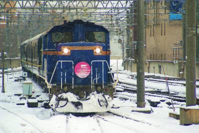 2013 トワイライトエクスプレスで冬の北海道へ⑤