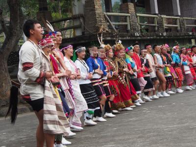 にわか乗り鉄と原住民族探訪の旅 【1】 三地門・原住民族文化園区