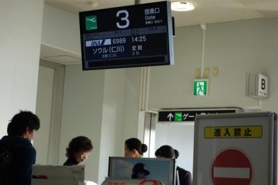 201312 年末年始 マレーシア クアラルンプール via 仁川 香港 1~2日目