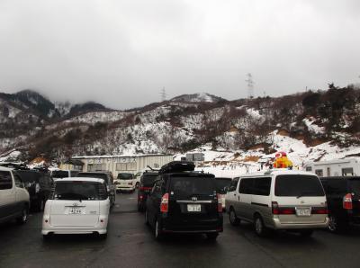 2014年初滑り(*^_^*)国境高原スノーパークin滋賀県高島市マキノ町①