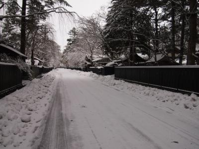 冬の東北旅行♪秋田