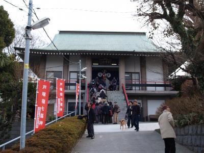寶蔵院(戸塚宿)-2014年正月