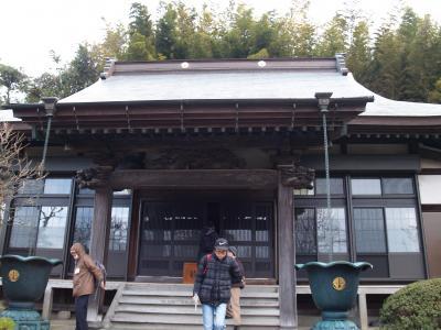 来迎寺(戸塚宿)-2014年正月
