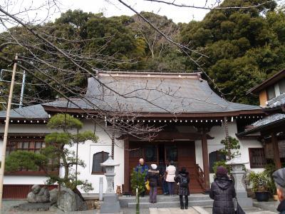 雲林寺(戸塚宿)-2014年正月