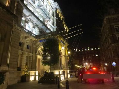 ロンドンでカウントダウンディナークルーズを①~シャードでロンドンの夜景一望~