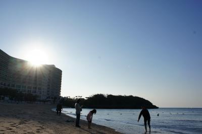 沖縄で過ごす年始
