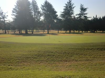 熊谷ゴルフクラブ グリーンが難しい