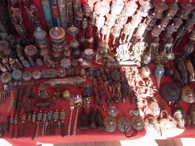 見て食べて★ネパール観光 2日目:カトマンズ市内観光編