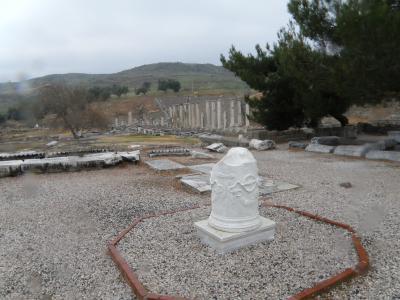 トルコ~世界遺産の旅:3泊目(アスクレピオン)