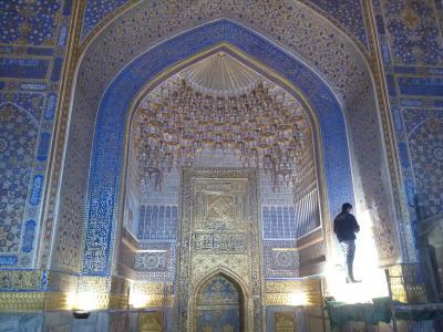 年末年始ウズベキスタン旅行2