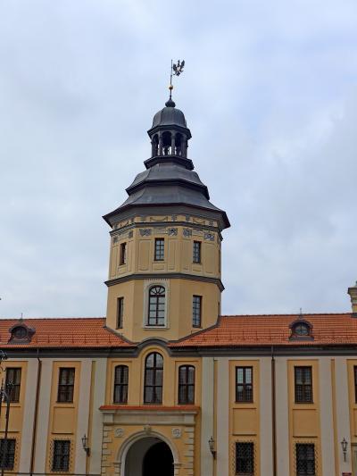 オーストリア・ベラルーシ旅行11-ニャースヴィシュ(Nesvizh)宮殿