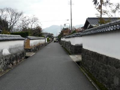 山陰への旅②萩~岡山倉敷・総社