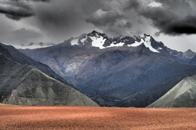 夢の南米大陸周遊-5 12月23日 ペルー マラス編