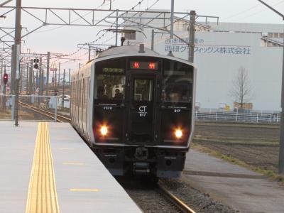鉄道BIG2がゆく(笑) 年末年始九州 鉄道の旅② 吉野ケ里編
