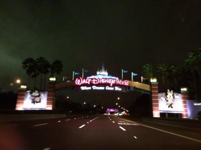 7年連続 アメリカ 今年は夢の世界 ディズニーワールドだ!