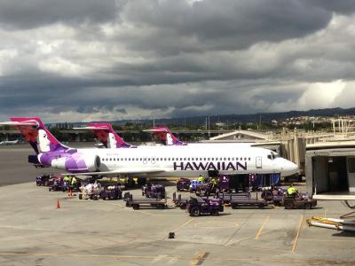 超旅好きなのに・・・なかなか行けず・・・念願のハワイ~