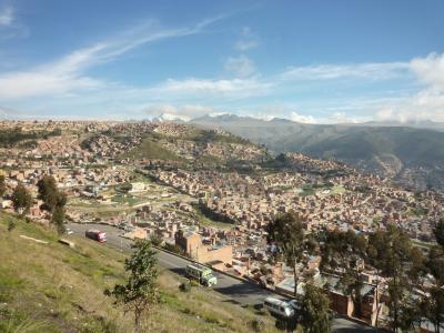 念願のボリビア旅