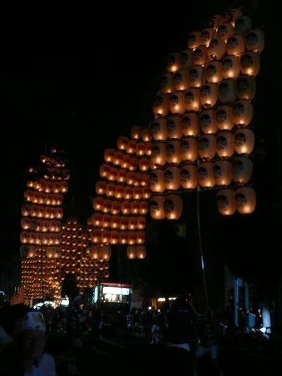 2012年 東北三大祭り~秋田竿灯