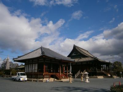 近くに行ったので、大阪・茨木の西国第二十二番総持寺に寄りました