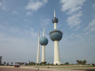 3連休でクウェート&バーレーン(1) クウェート