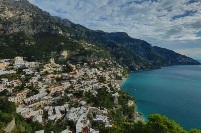 南イタリア アマルフィー海岸~マテーラへ