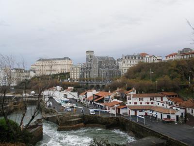 フランス クリスマス 年末年始の旅 ① バスク地方