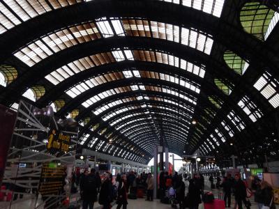 2013年年末年始イタリア旅行4(ミラノーフィレンツェーローマ) フィレンツェ編1